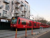Сан-Диего. Siemens SD100 №2047, Siemens S70 LRV №4003, Siemens S70 LRV №4010