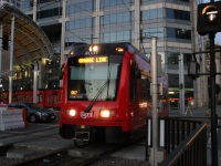 Сан-Диего. Siemens S70 LRV №4031