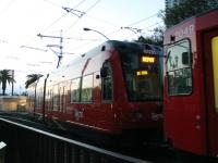 Сан-Диего. Siemens SD100 №2049, Siemens S70 LRV №4031