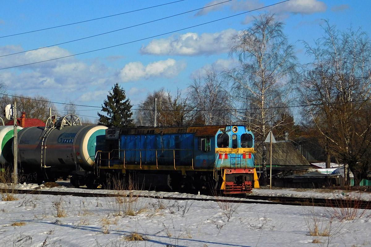 Калуга. ТГМ6А-2482