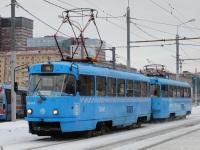 Москва. Tatra T3 (МТТЧ) №30447, Tatra T3 (МТТЧ) №30453