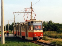 Евпатория. Tatra KT4SU №42