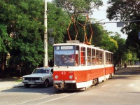Евпатория. Tatra KT4SU №43