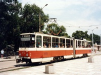 Евпатория. Tatra KT4SU №45