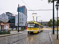Пльзень. Tatra T3R.PLF №327