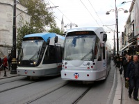 Стамбул. Bombardier Flexity Swift №709, Bombardier Flexity Swift №747