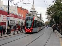 Стамбул. Alstom Citadis 301 №829