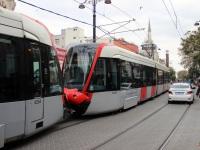 Стамбул. Alstom Citadis 301 №810, Alstom Citadis 301 №829