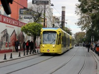 Стамбул. Bombardier Flexity Swift №703