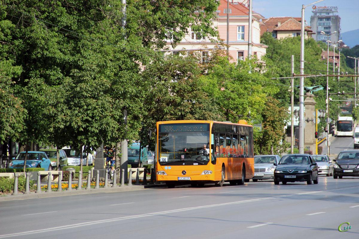 София. Mercedes-Benz O345 Conecto LF CA 3483 PK