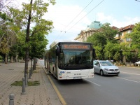 София. MAN A23 Lion's City G NG313 CNG CA 9083 XC