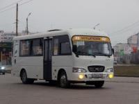 Таганрог. Hyundai County LWB х752нн