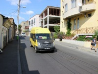 Тбилиси. Avestark (Ford Transit) TMC-765