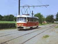 Москва. Tatra T3 (двухдверная) №2073