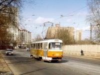Москва. Tatra T3 (двухдверная) №2161