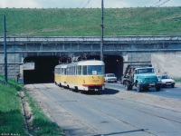 Москва. Tatra T3SU №3927