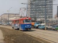 Москва. Tatra T3SU №5497