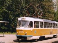Москва. Tatra T3SU №5435