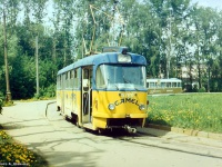 Москва. Tatra T3SU №5760, Tatra T3 (двухдверная) №1010