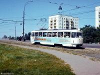 Москва. Tatra T3SU №5727