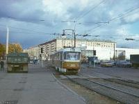 Москва. Tatra T3 (двухдверная) №2182