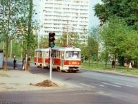Москва. Tatra T3SU №5535