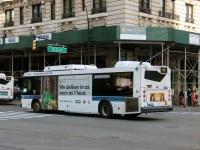 Нью-Йорк. Orion VII 40ft AW6712