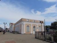 Керчь. Вокзал станции Керчь