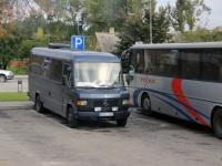 Утена. Mercedes-Benz T2 614D ERV 147