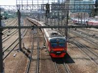 Москва. ЭД4М-0119