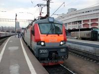 Москва. ЭП20-015