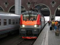 Москва. ЭП20-011
