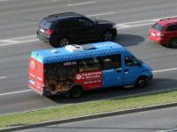 Москва. Луидор-2232 (Mercedes-Benz Sprinter) а832тн