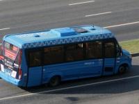Москва. Нижегородец-VSN700 (Iveco Daily) м609те