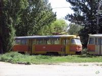 Харьков. Tatra T3SU №596