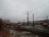 Челябинск. 71-605 (КТМ-5) №1231, 71-605А (КТМ-5А) №1360, 71-605А (КТМ-5А) №1373