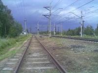 Чебаркуль. Станция Кисегач
