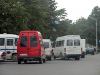 Хашури. Ford Transit KIZ-608, Volkswagen LT46 RUR-161