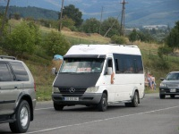 Хашури. Mercedes-Benz Sprinter 416CDI BB-093-GG