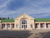 Феодосия. Вокзал станции Феодосия