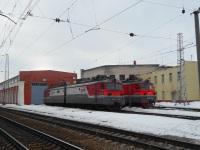 Тверь. ВЛ10-1430, ВЛ10у-760