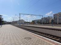 Евпатория. Станция Евпатория-Курорт