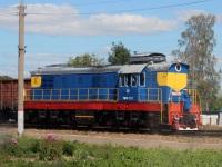Юрьев-Польский. ЧМЭ3-1773