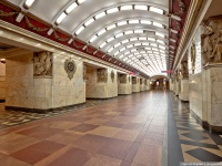 Санкт-Петербург. Станция метро Нарвская