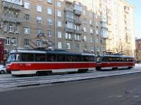 Москва. Tatra T3 (МТТЕ) №1350, Tatra T3 (МТТЕ) №1349