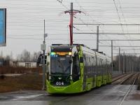 Санкт-Петербург. Stadler В85600М №014