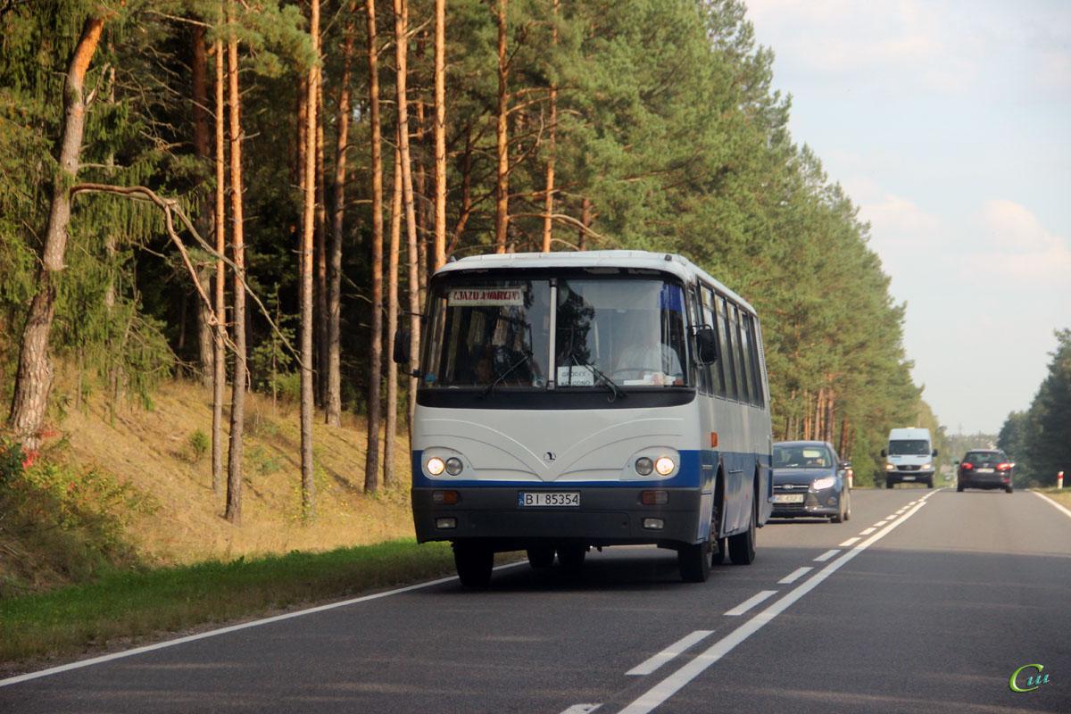 Белосток. Autosan H9 BI 85354