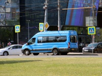 Москва. Sollers Bus (Ford Transit FBD) ху660