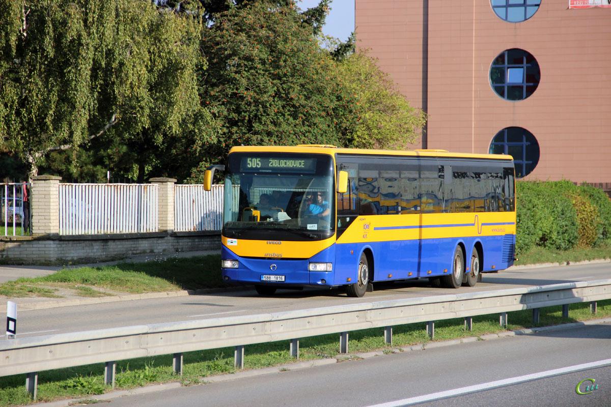 Брно. Irisbus Arway 15M 5B8 1816