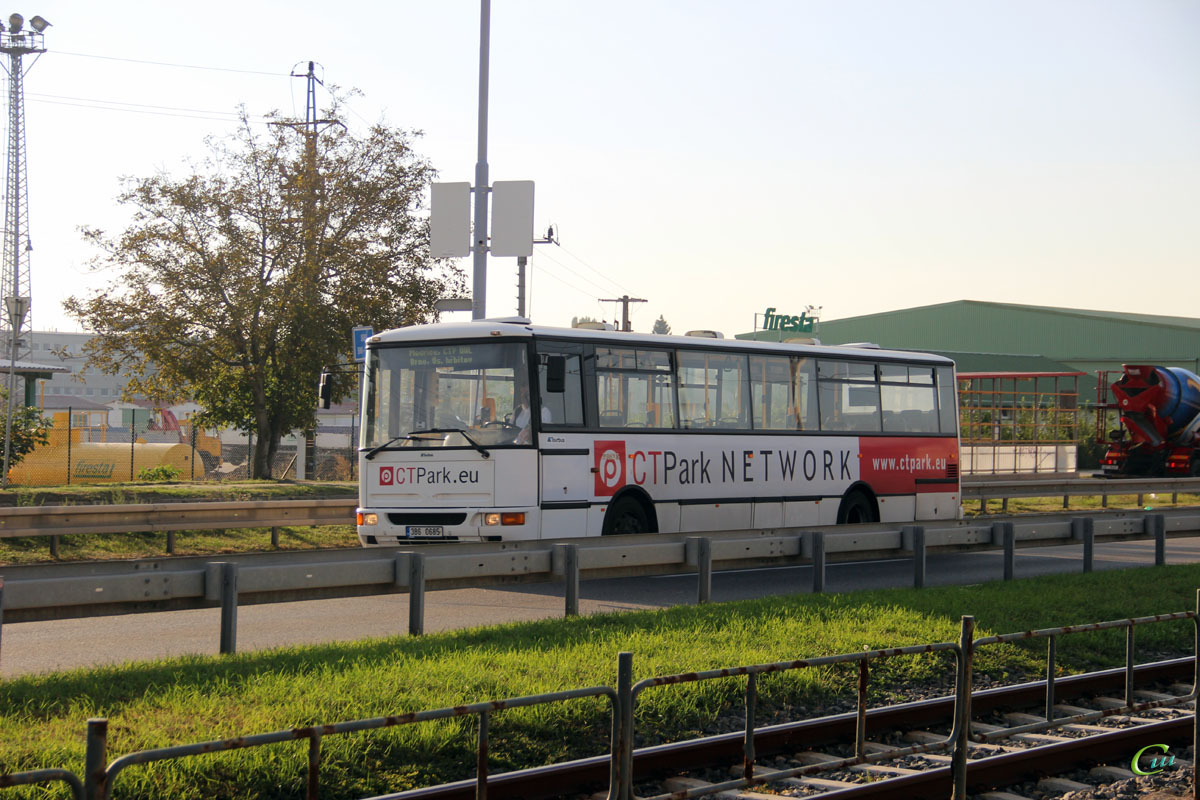 Брно. Karosa B952E 3B6 0685